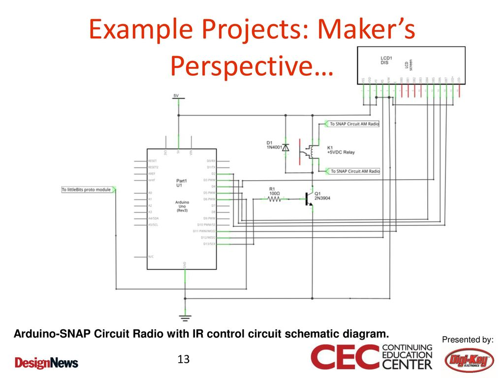 Prototyping Home Automation Concepts Ppt Download Introduction To The Electronic Relay Using Snap Circuits 13 Example