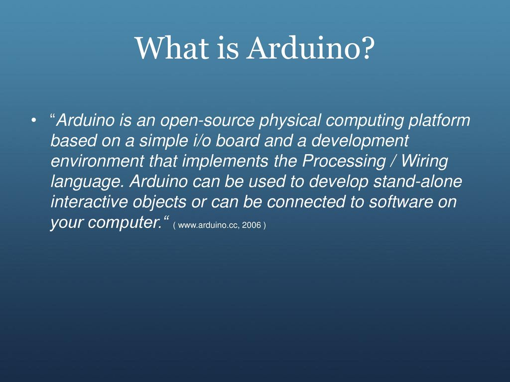 Overview What Is Arduino It Used For How To Get Started Wiring Processing