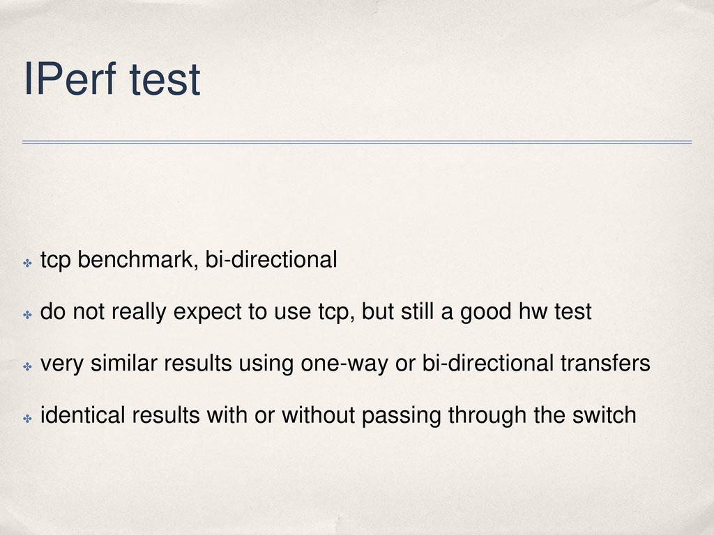 Tcp Speed Test