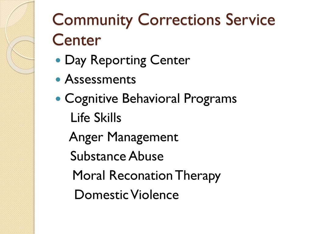 Evidence Based Practices in Napa County Probation - ppt download