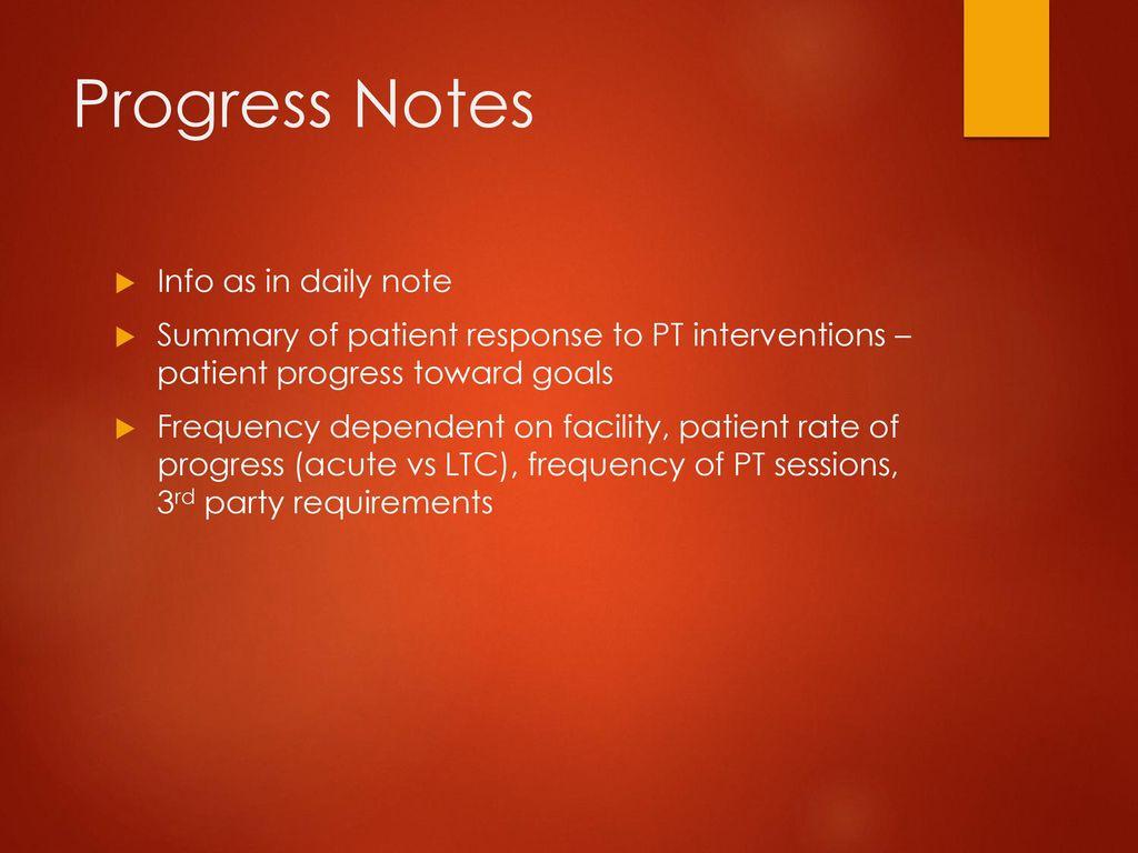 vs progress notes 40 fantastic soap note examples templates