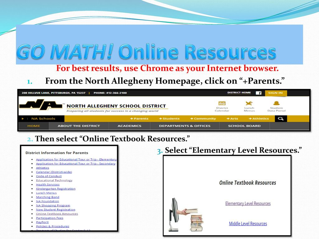 Welcome To 3rd Grade Franklin Elementary School Ppt Download