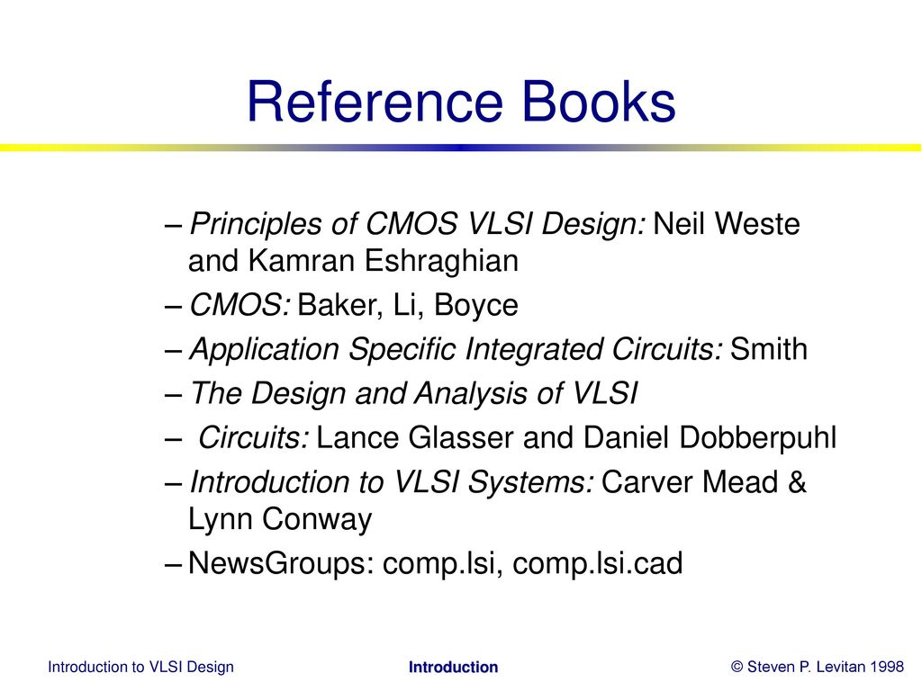 ESSENTIALS OF VLSI CIRCUITS AND SYSTEMS BY PUCKNELL PDF