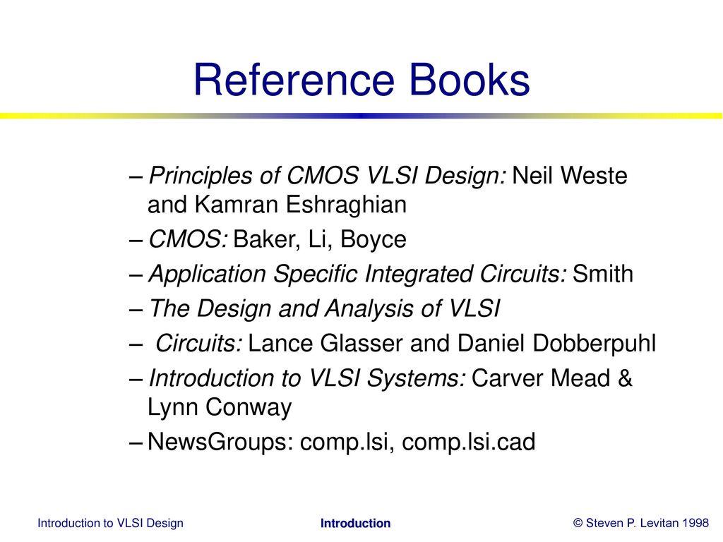Introduction To Vlsi Design Ppt Download