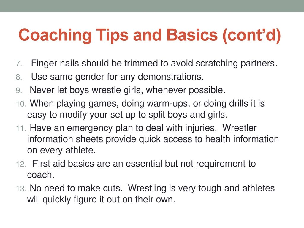 BCESSA Wrestling Coaching Clinic - ppt download