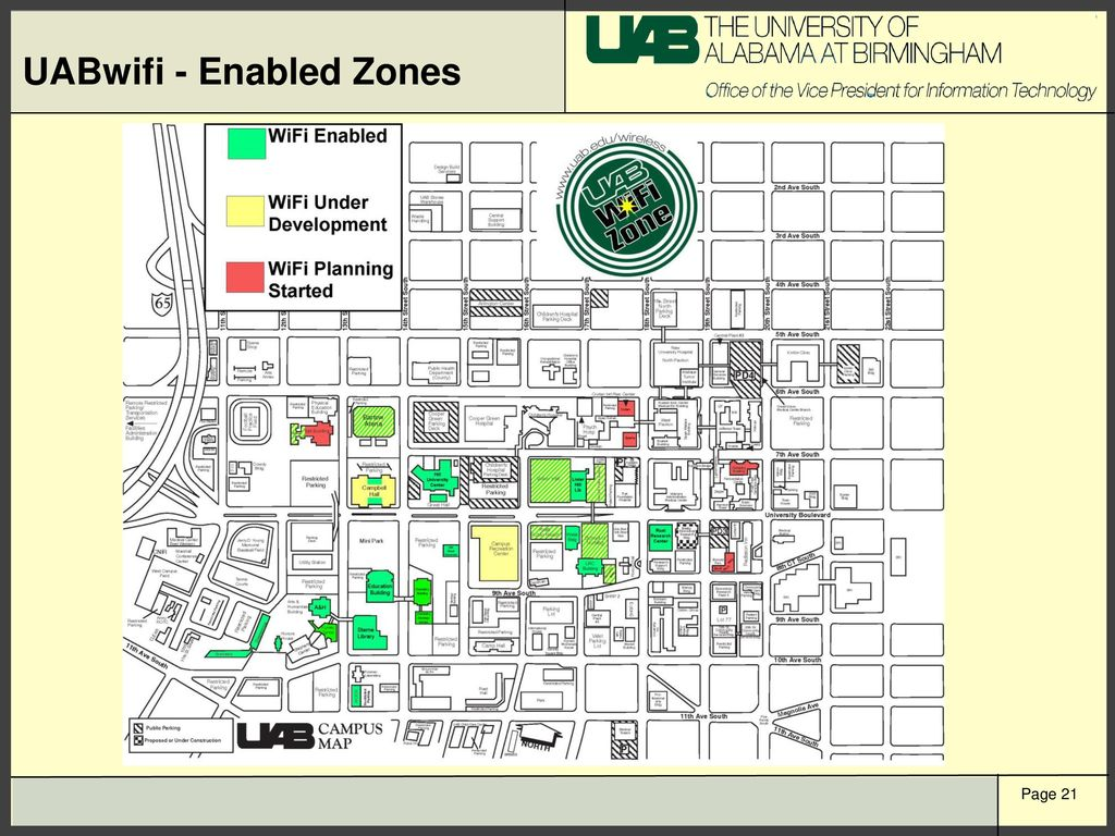 Overview of IT at UAB IT Organization Services Provided ...