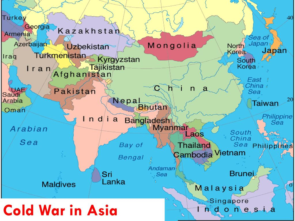 Map Of Asia During The Cold War.Bellringer 4 20 1 Pick Up The Papers By The Door Ppt Download