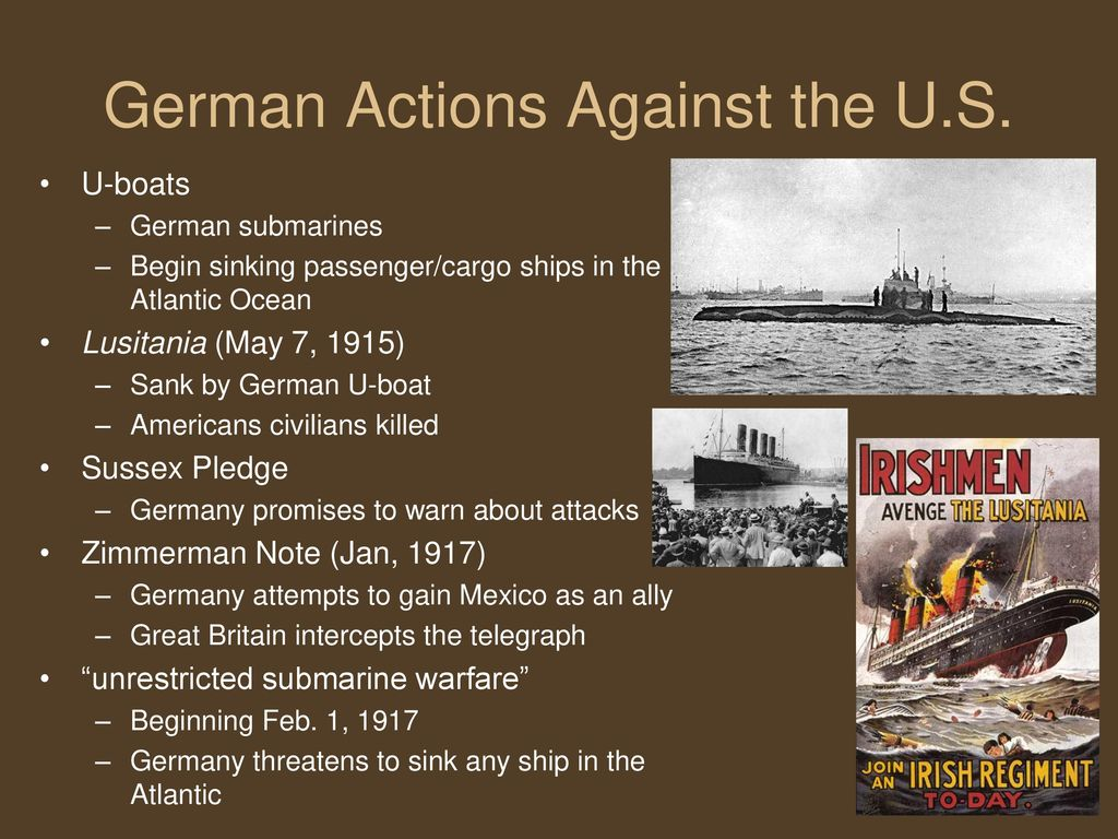 In the sussex pledge germany promised images 36