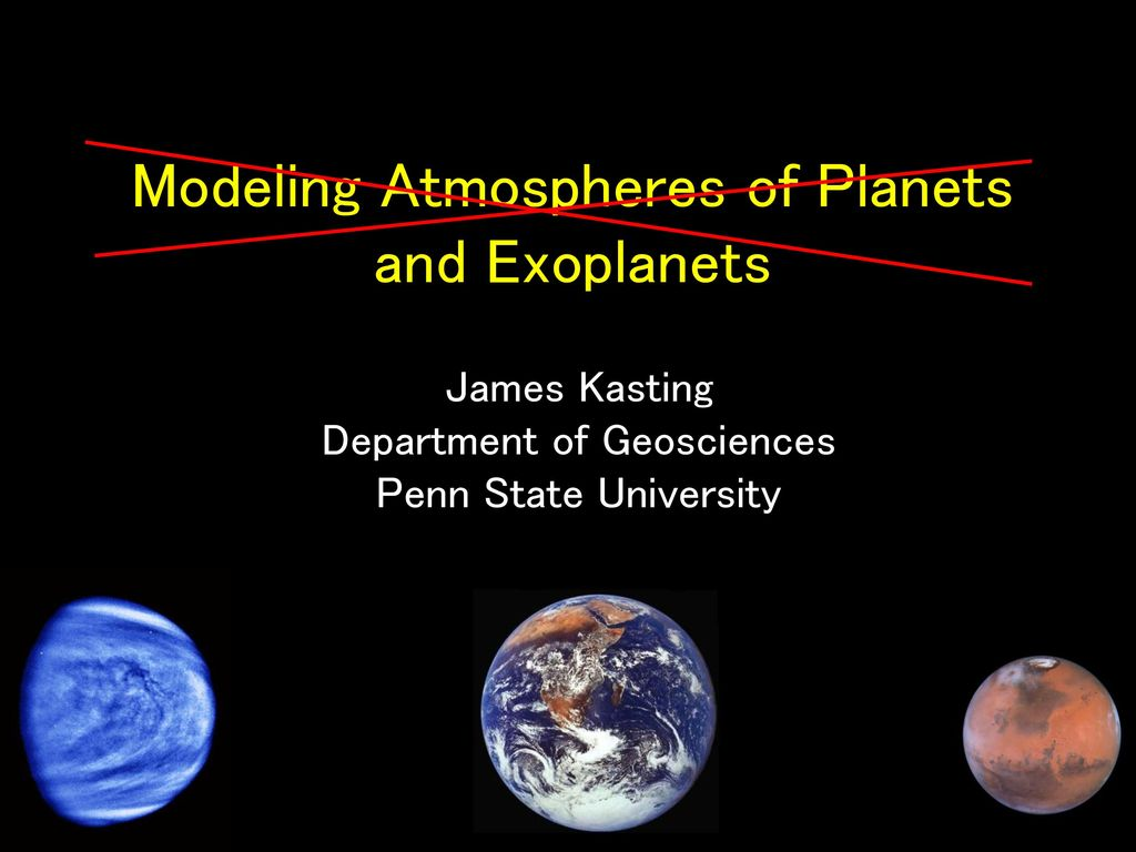 Modeling Atmospheres of Planets and Exoplanets