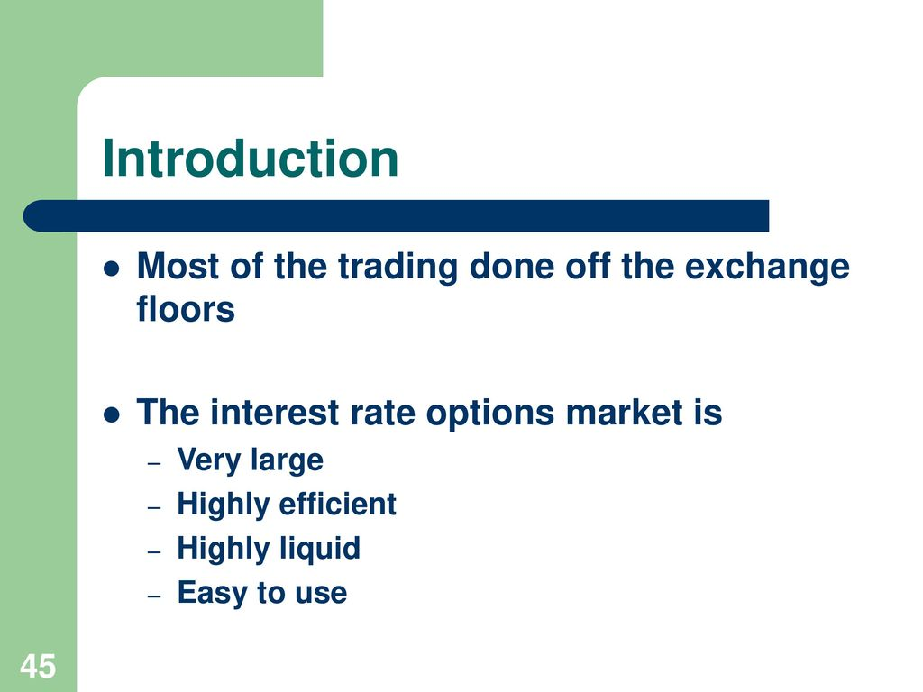 Exchange traded options brokers