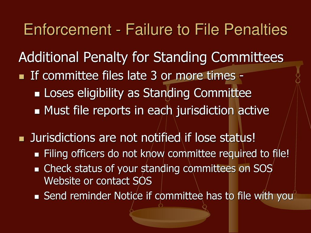 New 2016 Campaign Finance Law Ppt Download