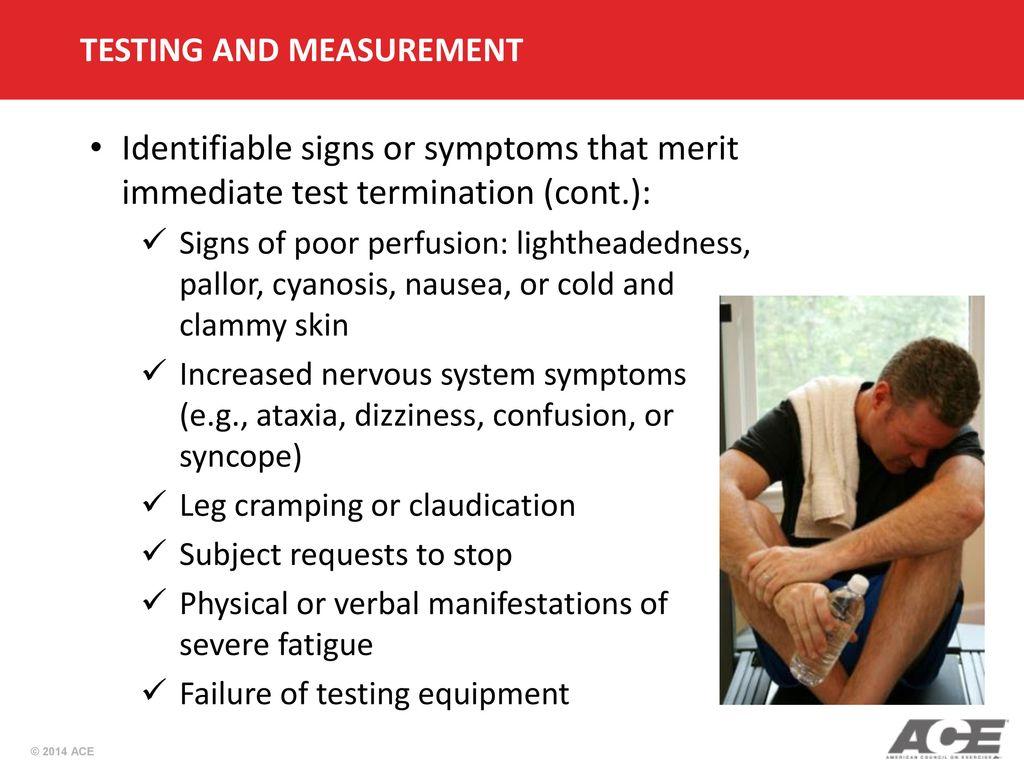 3 TESTING AND MEASUREMENT