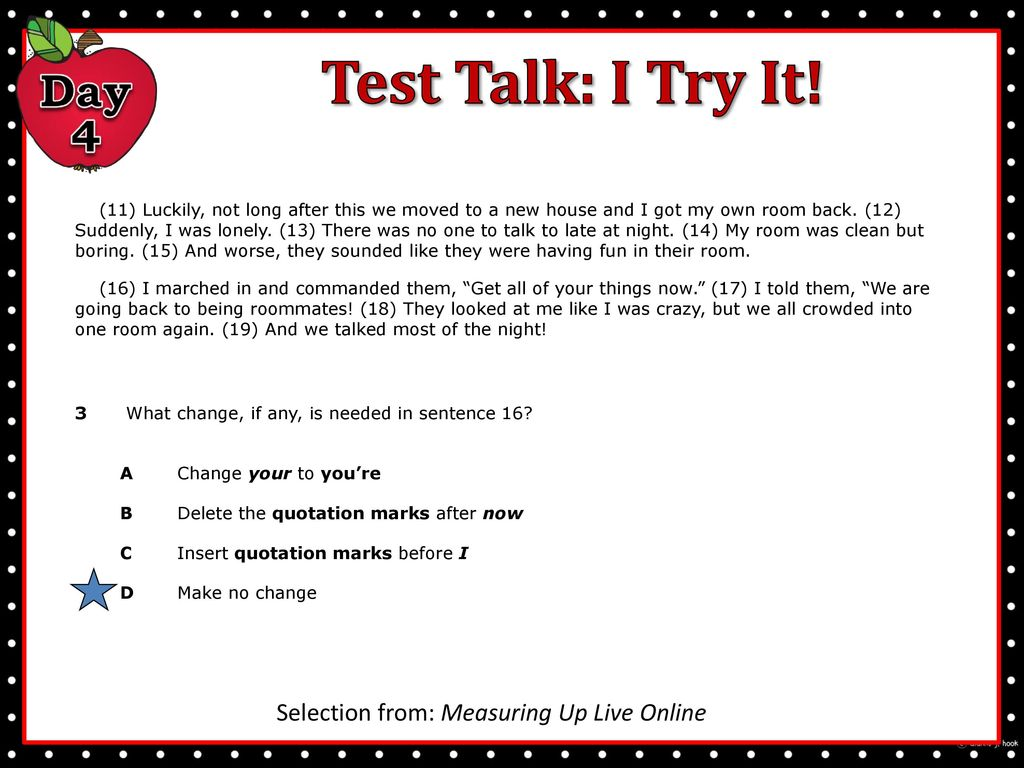 quotation marks in dialogue ppt download