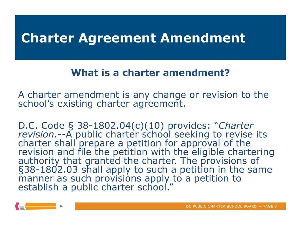 Charter Amendments Revised 5 Ppt Download