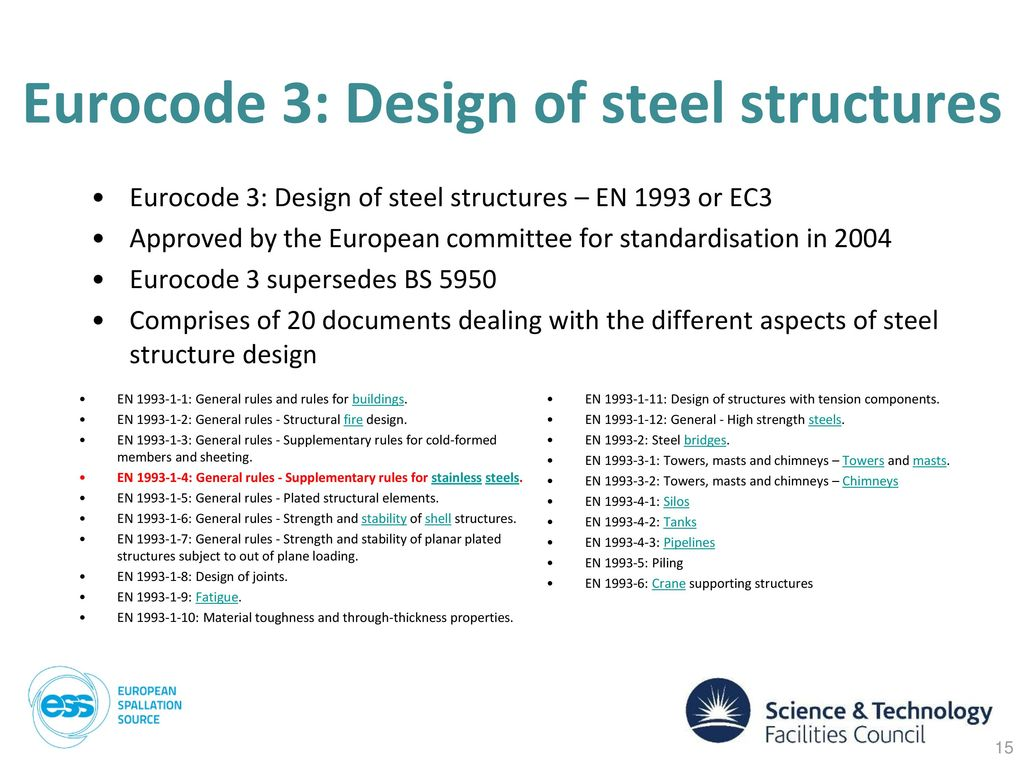 Steel Structures for Compliance with Eurocode 3 - ppt download