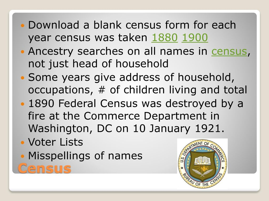 Using Ancestry Library Edition - ppt download