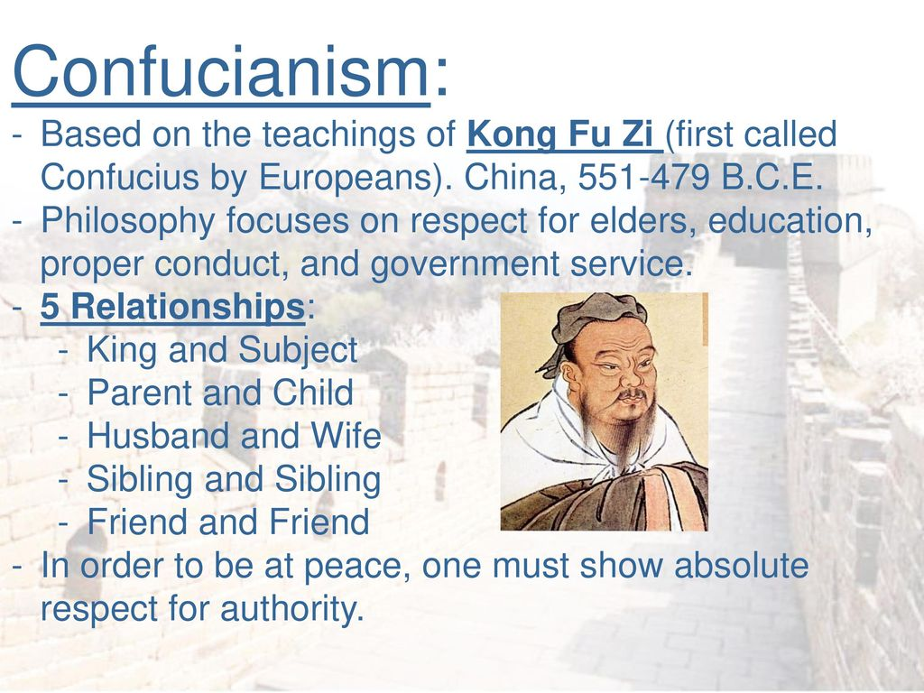 Image result for confucianism elements
