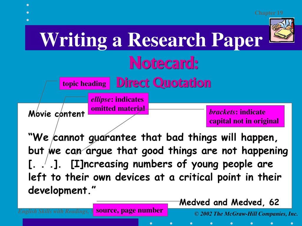 research a term paper Writing research papers writing is easy all you do is stare at a blank sheet of paper until drops of blood form on your forehead --- gene fowler.