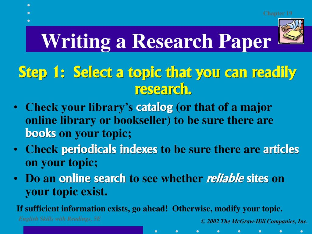 characteristics of thesis essay