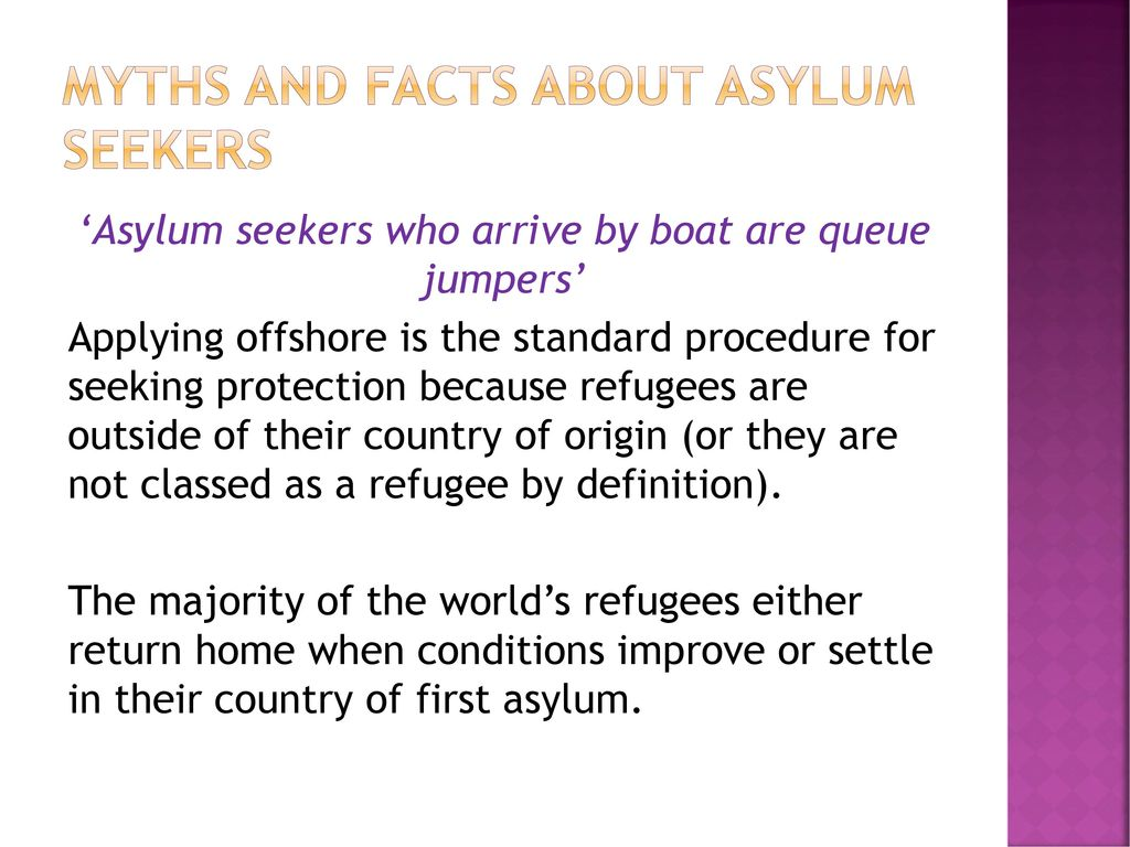 rights, migration, refugees and asylum seekers. - ppt download