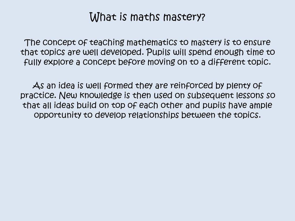 Singapore Maths at Penketh Primary - ppt download