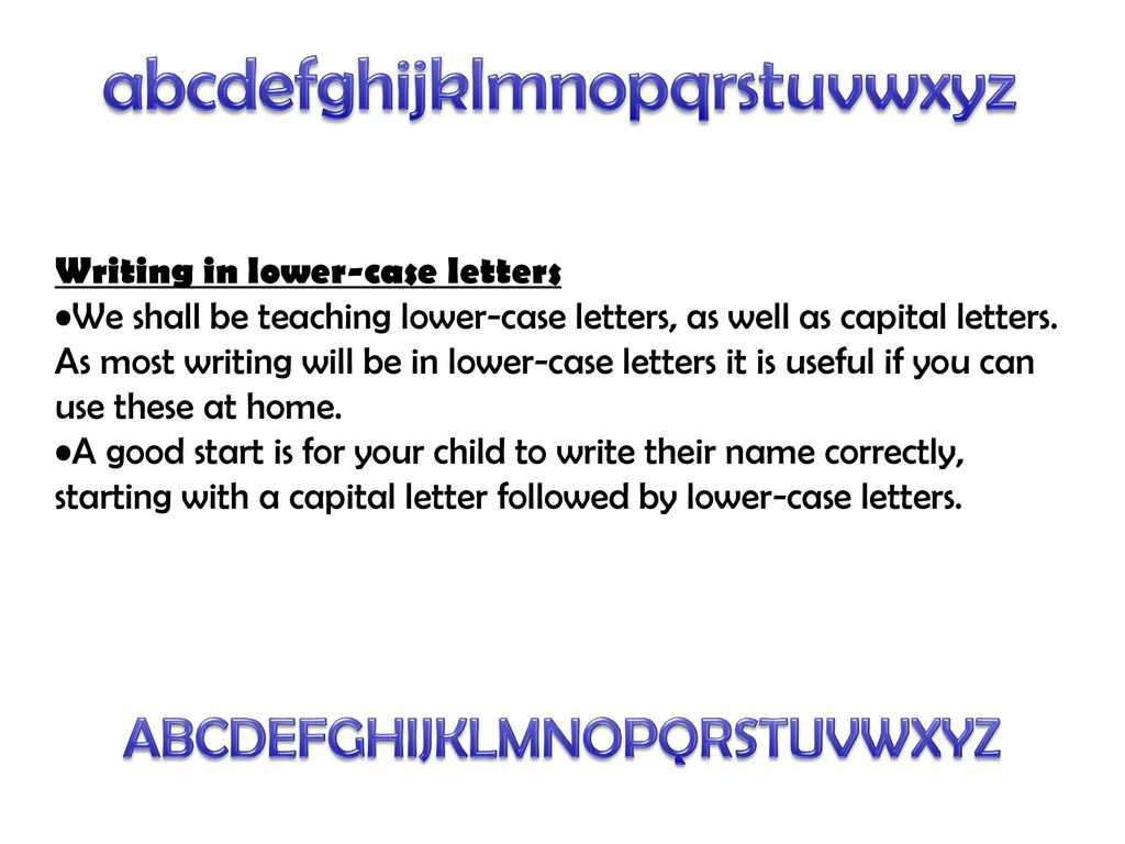 Letters and Sounds The Building Blocks to Reading and