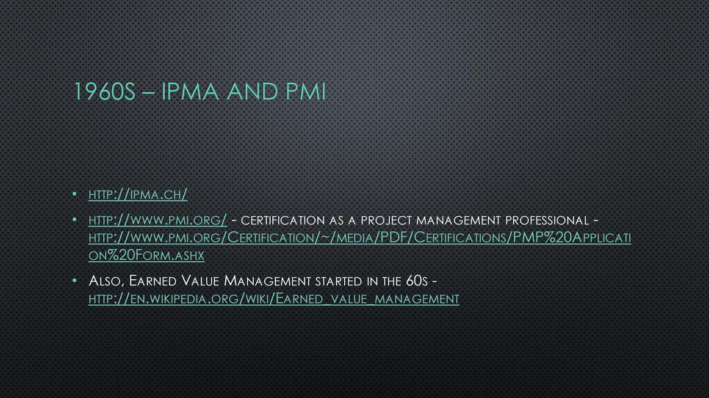 Module 11 Project Management Techniques Ppt Download