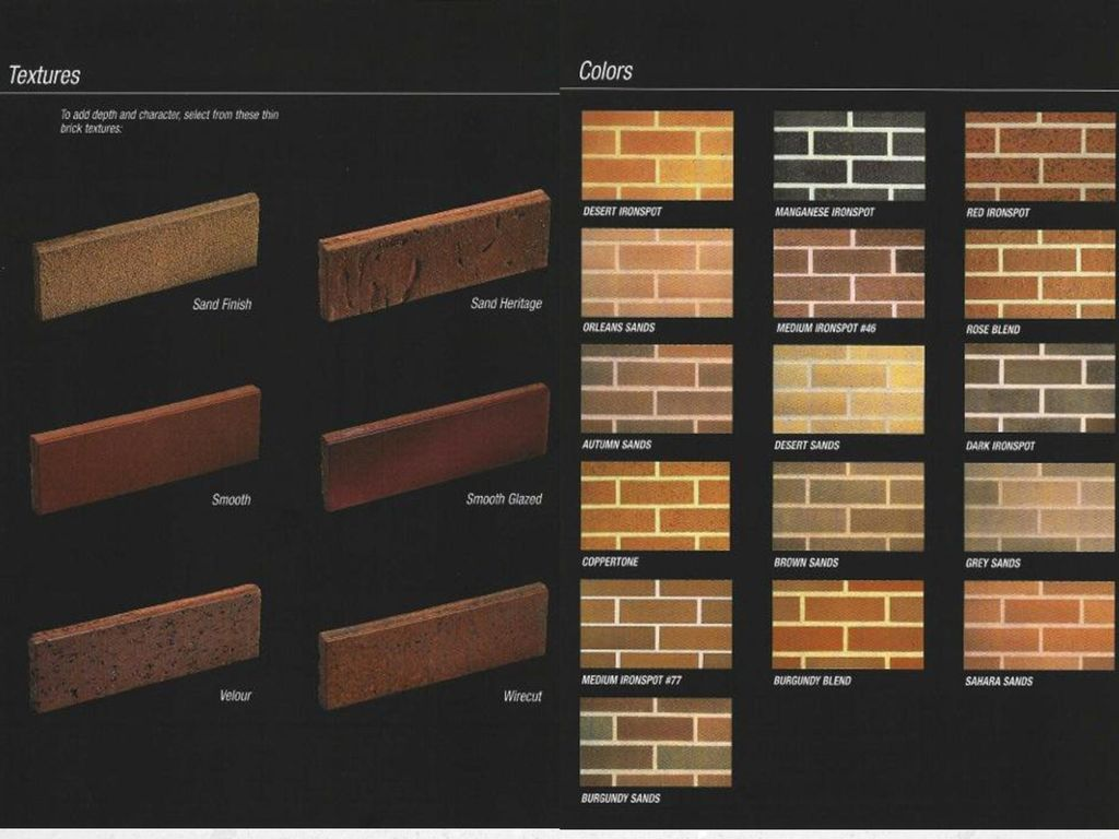 CPCI Educational Presentation Thin Brick and Stone Faced