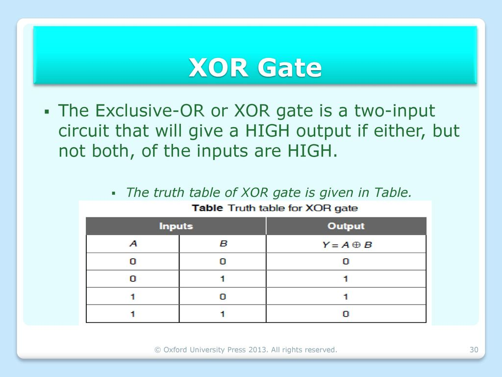 Boolean Algebra Logic Gates Ppt Download Diagram Xor Gate The Exclusive Or Is A Two Input Circuit That