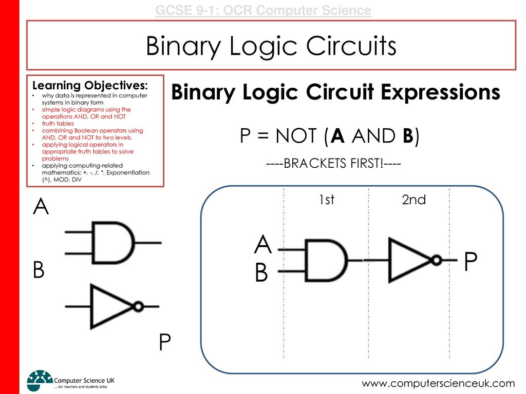 Activity 1 5 Minutes Grab A Whiteboard And Pen Come To The Front Logic Diagram With Truth Table Binary Circuits P B Circuit Expressions