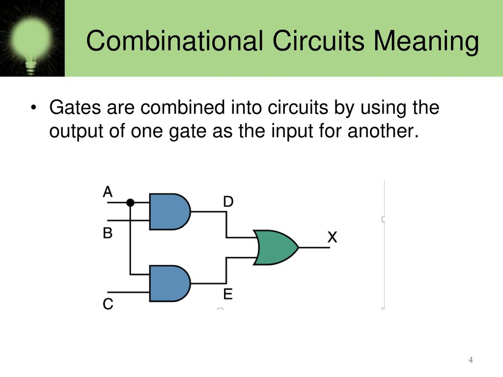 Basics Of Logic Gates Part 2 Ppt Download Diagrams Photos Circuit On Using Combinational Circuits Meaning 5 Weakness