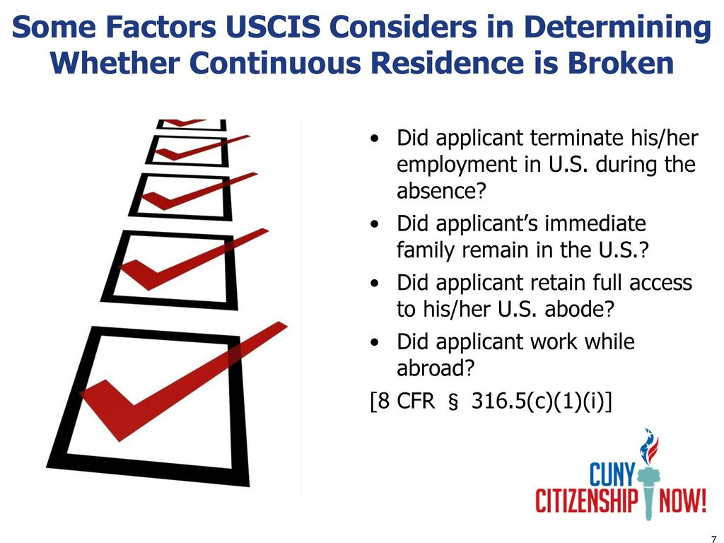 Basic Eligibility Requirements For Naturalization Ppt Download