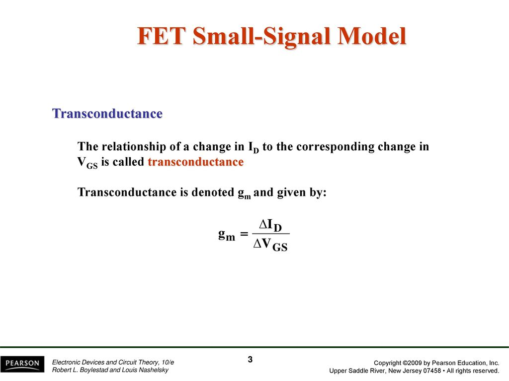 Chapter 8 Fet Amplifiers Ppt Download Electronic Difference Between Jfet And Mosfet 3