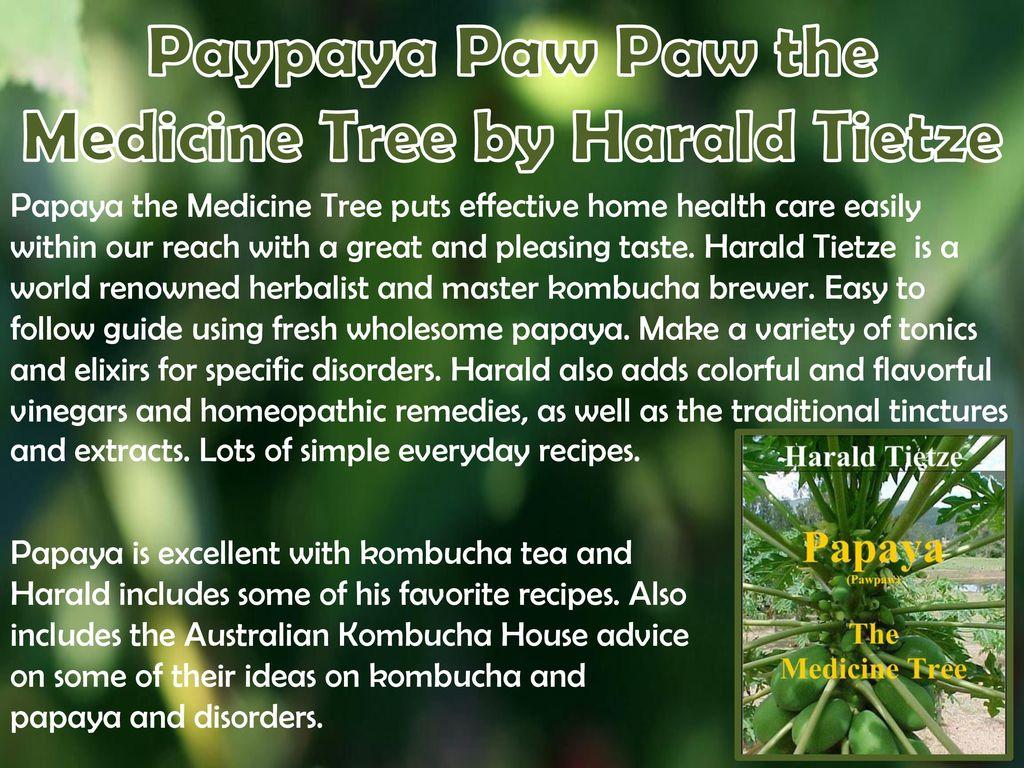 Paw Paw Herbal Medicine