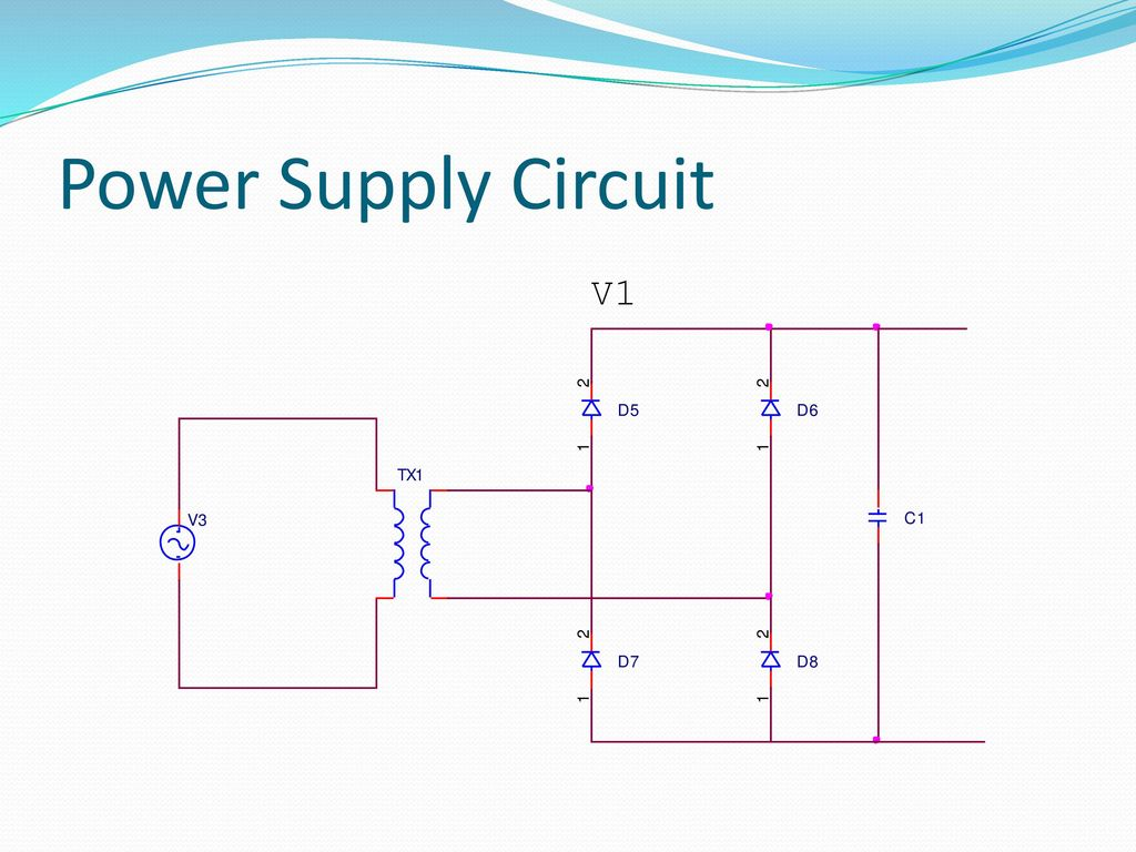 Double Input Z Source Dc Converter Ppt Download Power Supply Schematic 7 Circuit