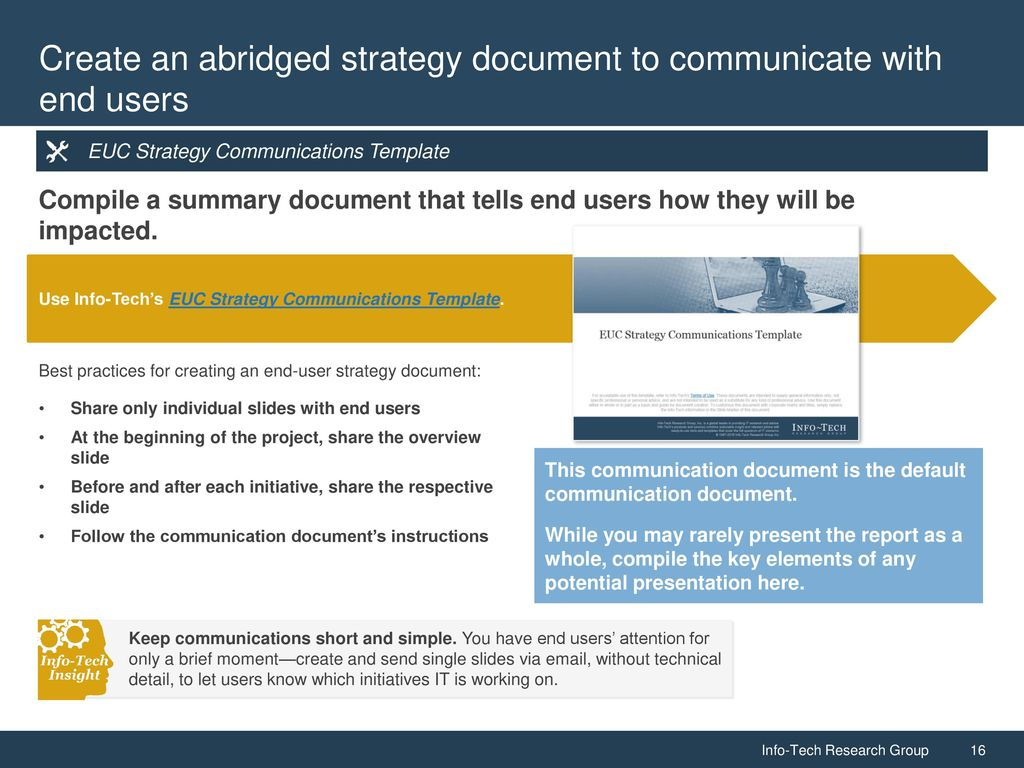 Recalibrate Your End User Computing Strategy And Roadmap Ppt Download