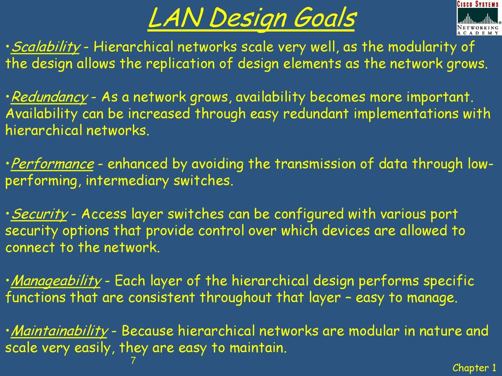 Chap 1 Lan Design Learning Objectives Ppt Download Cisco Network Diagram Elements Switches And Hubs Win Goals