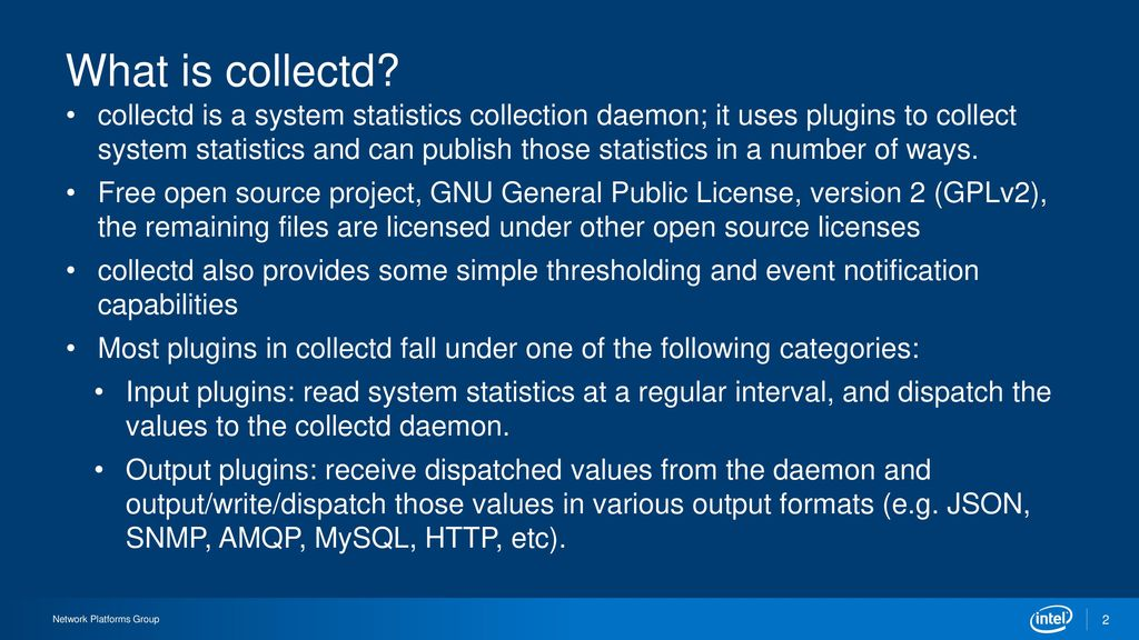 Collectd ppt download
