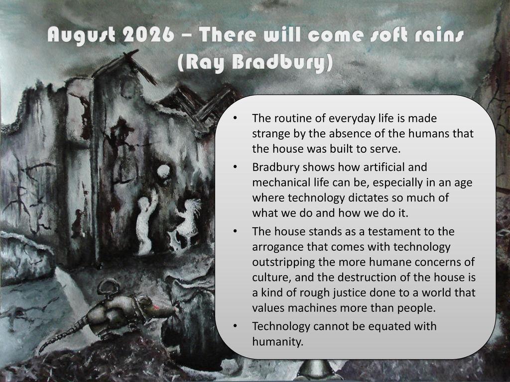 august 2026 ray bradbury