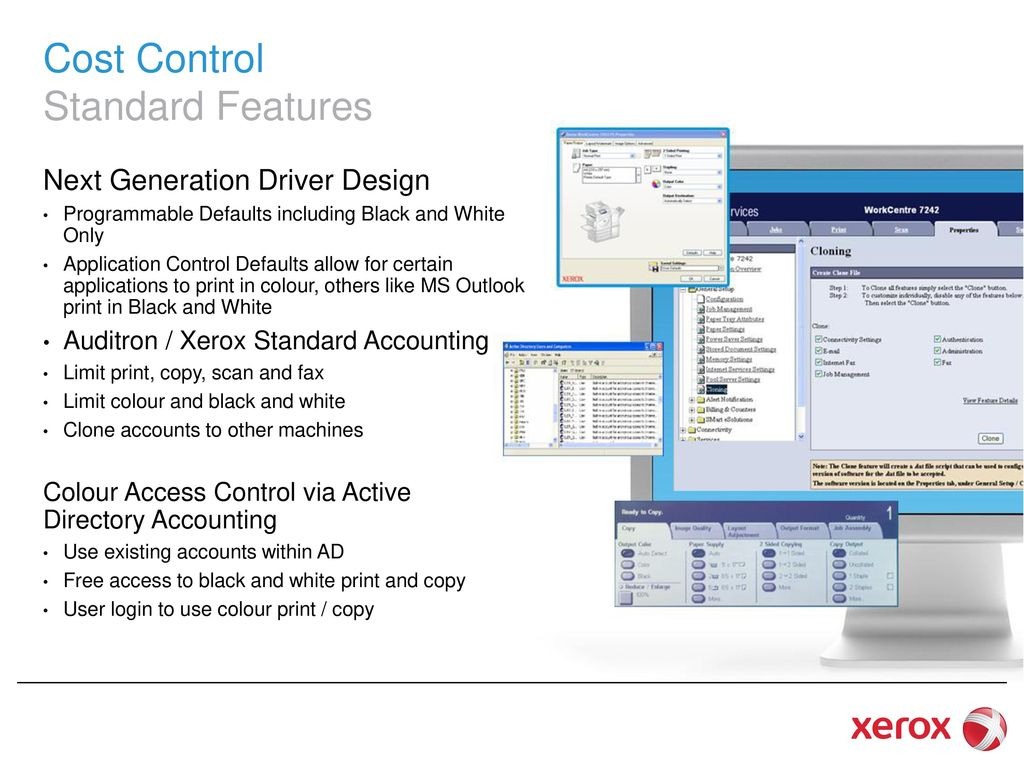 WorkCentre® 7232 / 7242 Colour Multifunction System - ppt
