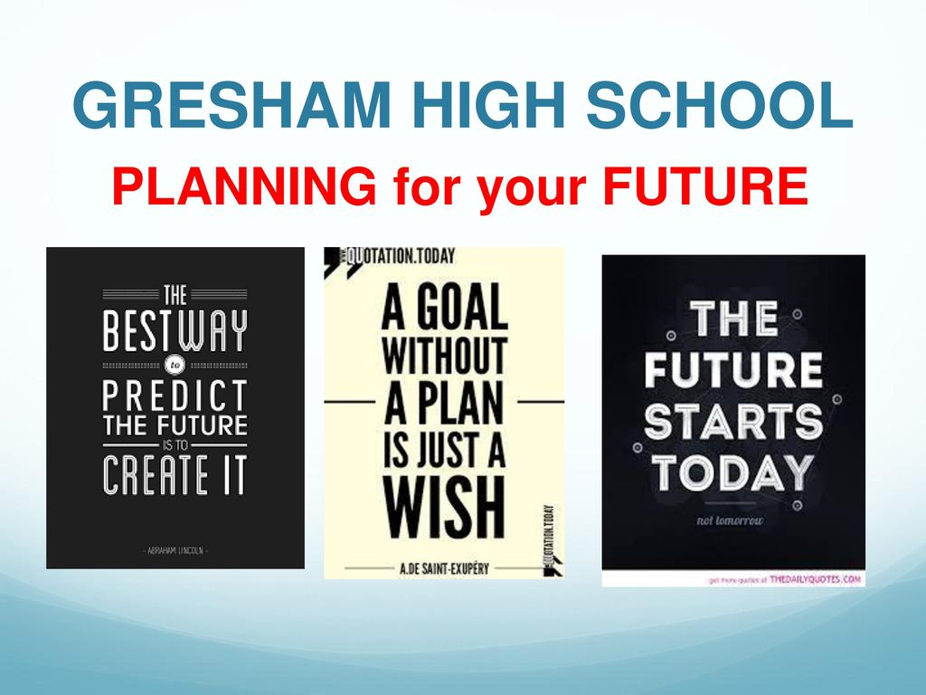 Watch Planning for Your Future video