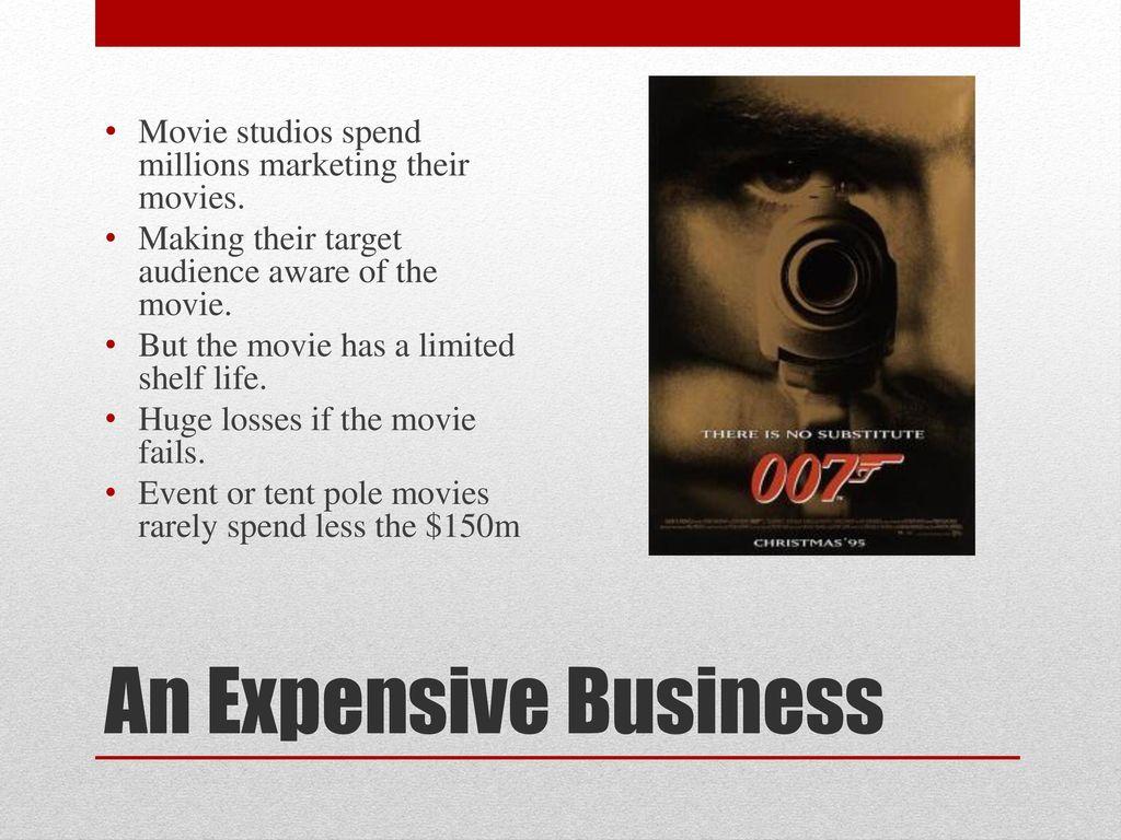 Movie studios spend millions marketing their movies.  sc 1 st  SlidePlayer & A2 MEDIA MOVIE MARKETING. - ppt download