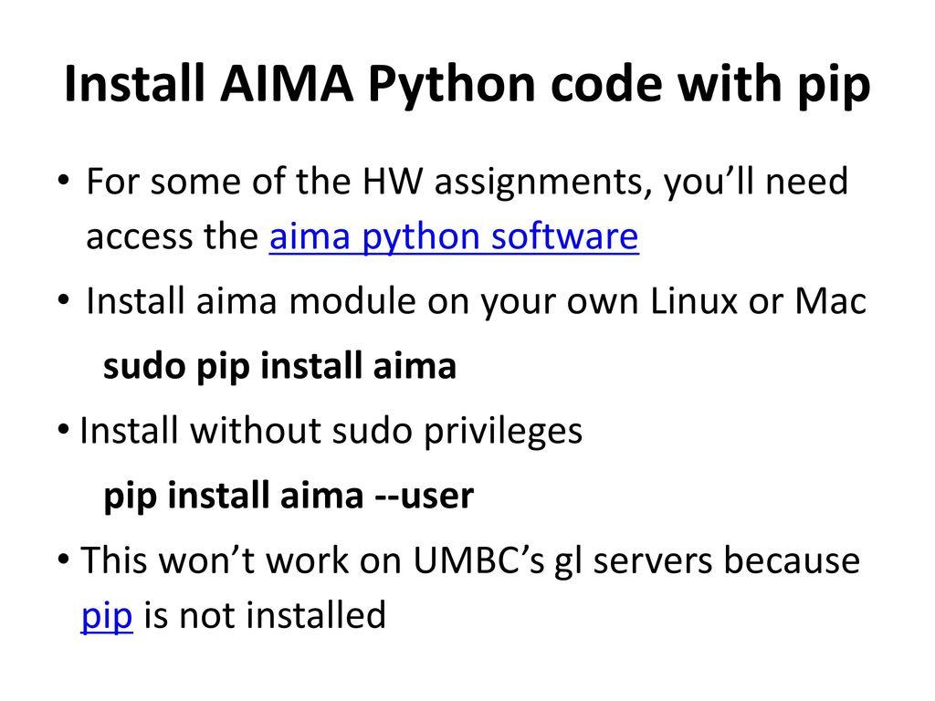Install pip mac without sudo | Peatix