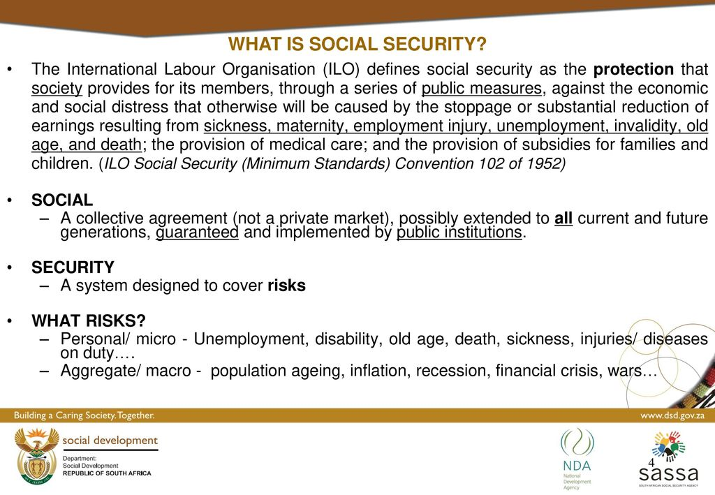 Comprehensive Social Security Reforms In South Africa Ppt Download