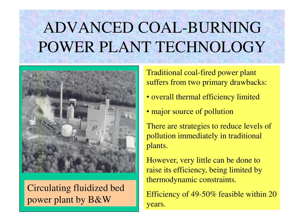 Advanced Coal Burning Power Plant Technology Ppt Download Block Diagram Of Igcc Which Utilizes The Hrsg