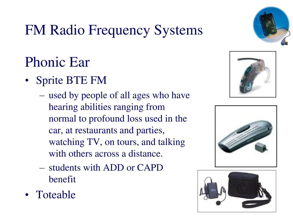 Hearing Aids, Hearing Assistance Technologies & Implants