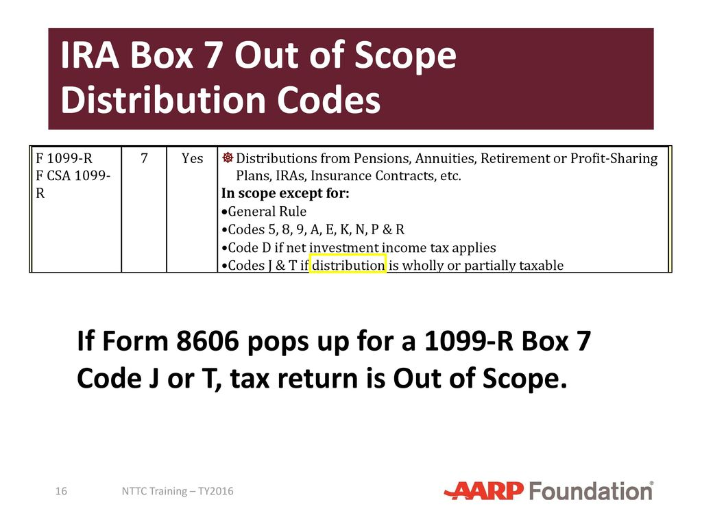 form 1099-r code t
