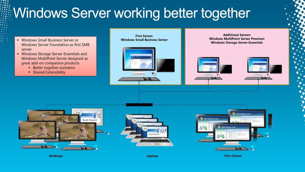 In-Depth with Windows Server for the Small and Medium
