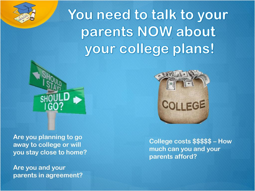 You Need To Talk About College Plans When Youre Divorcing With Kids