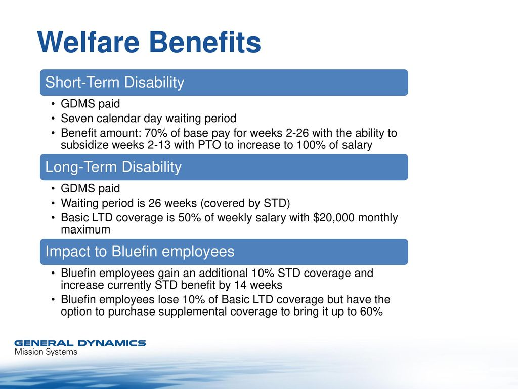Benefits Welcome to GDMS! We are thrilled to have you as